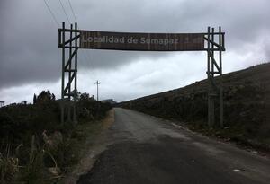 Sumapaz, la localidad rural de Bogotá.