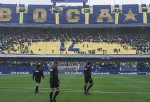 La Bombonera, estadio de Boca Juniors