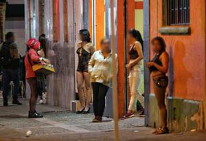 Prostitución - Foto referencial