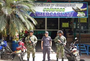 Operativos contra bienes de alias 'Gentil Duarte'