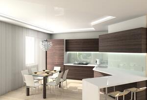 El interior de un apartamento (imagen referencial)