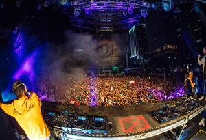 Cedric Gervais en el Ultra Music Festival