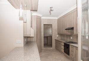 Interior de un apartamento