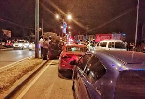 Autoridades confirmaron que los siniestros viales se presentaron por imprudencia de los conductores