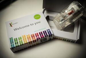 El mejor regalo de navidad, ¿una prueba de ADN?