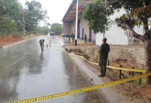 Municipio de Cartagena del Chairá, Caquetá.