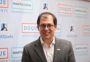 Francisco Barbosa, consejero presidencial para los derechos humanos y asuntos internacionales