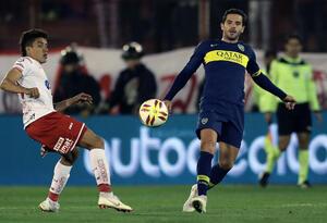 Fernando Gago, jugador de Boca Juniors, sufrió su tercera rotura en el Tendón de Aquiles.