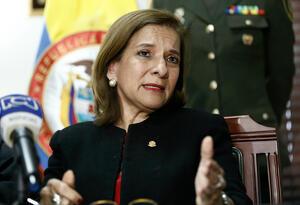Margarita Cabello Blanco, nueva ministra de Justicia.