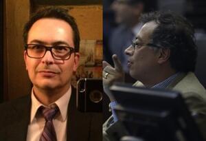 Mauricio Arroyave y Gustavo Petro, enfrentados por censura
