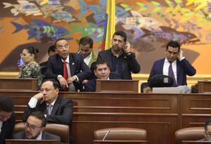 Preocupación en Mesa directiva de la Cámara de Representantes