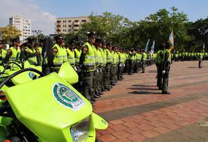 El gobierno nacional anunció recursos para la construcción de una megaestación de la Policía en Cali.