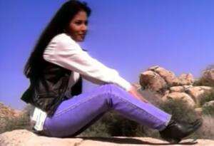 Selena Quintanilla, fallecida cantante