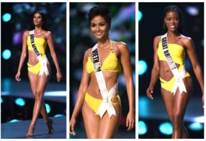 Semifinalistas Miss Universo 2018