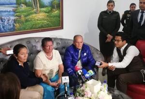 Familia del uniformado fallecido tras ataque en Maicao