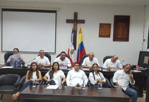 Concejo de Valledupar, Cesar
