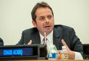 Carlos Ruiz Massieu, nuevo Representante Especial de la ONU en Colombia