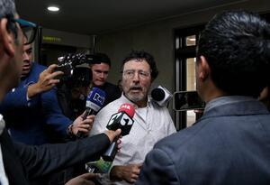 Simón Vélez compareció a la Corte Suprema de Justicia