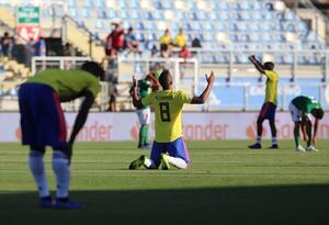 La Selección Colombia tuvo una buena presentación ante Bolivia.