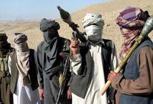 Talibanes en Afganistán