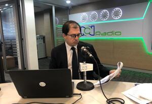 Francisco Barbosa Delgado, alto consejero presidencial de DDHH y asuntos internacionales