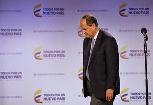 Juan Camilo Restrepo, exnegociador de paz con el ELN