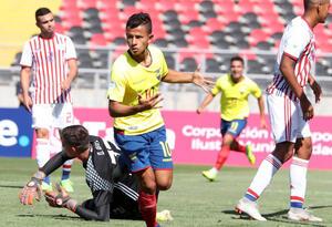 Ecuador vs Paraguay - Sudamericano Sub 20
