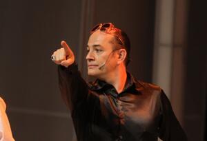Hugo Lombardi, creación de Fernando Gaitán en 'Yo soy Betty la fea'
