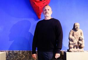 Miguel Bosé, músico español