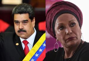En medio de la posesión, el presidente Nicolás Maduro le envió un mensaje a Piedad Córdoba.