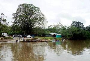 La zona rural de Tumaco vuelve a ser golpeada por el desplazamiento forzado.