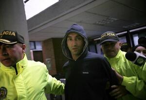 Ricardo Carvajal, presunto responsable de atentado a la Escuela General Santander