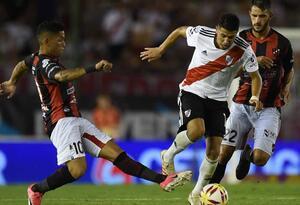 River Plate vs Patronato - Superliga Argentina