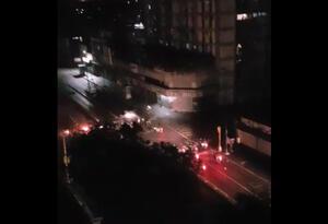 Calles de Caracas, Venezuela