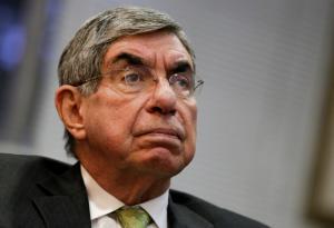 Óscar Arias, expresidente de Costa Rica