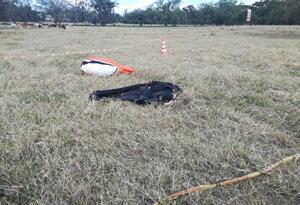 Muere extranjero cuando practicaba parapente en el norte del Valle del Cauca.