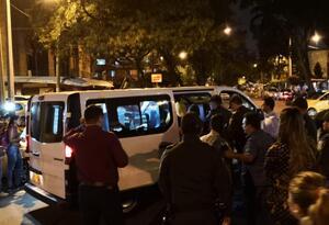 Atención tras la emergencia por ataque con arma de fuego a Fabio Legarda