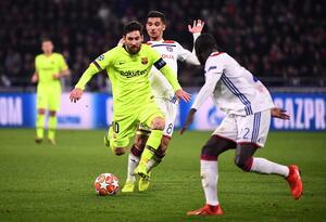 Barcelona vs Lyon