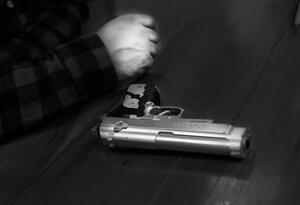 Se alista una medida para reglamentar el porte de armas de fuego.