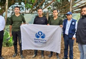 Liberación de la tripulación secuestrada en Hacarí