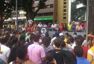 Venezolanos en Pereira