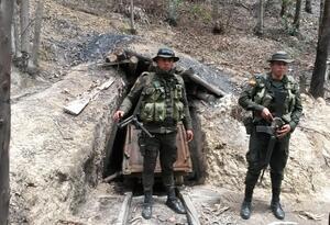 Autoridades determinaron cierre temporal de varias minas de carbón en Sogamoso.