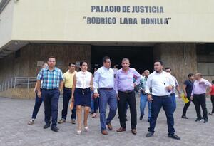 uez en Neiva concedió libertad al Alcalde de Pitalito Huila