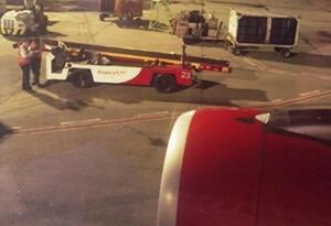 Terminal aérea de Avianca
