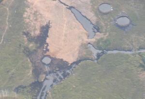 Atentado Oleoducto Caño Limón- Coveñas en Arauca