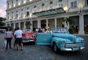 La nueva Cuba turística