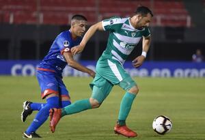 Equidad vs Independiente de Paraguay