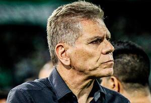 Paulo Autuori, técnico brasileño