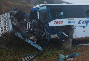 Dos personas muertas y al menos 15 heridos en el Cesar
