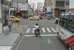 Los semáforos presentan desactualización y debe modernizarse la red.